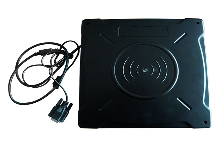 134.2khz Frequency RFID Panel Reader For Long Distance Animal Tag